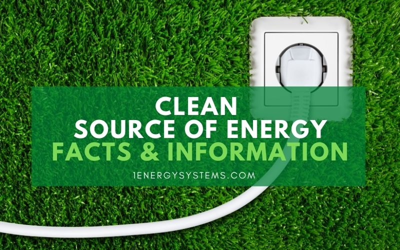 Clean Source of Energy